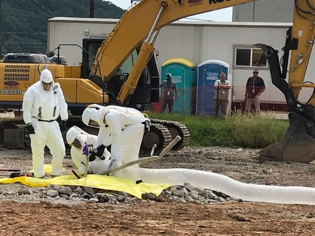 Radiological and Hazardous Remediation | Capital Energy Group, LLC | Demolition, Construction, Remediation