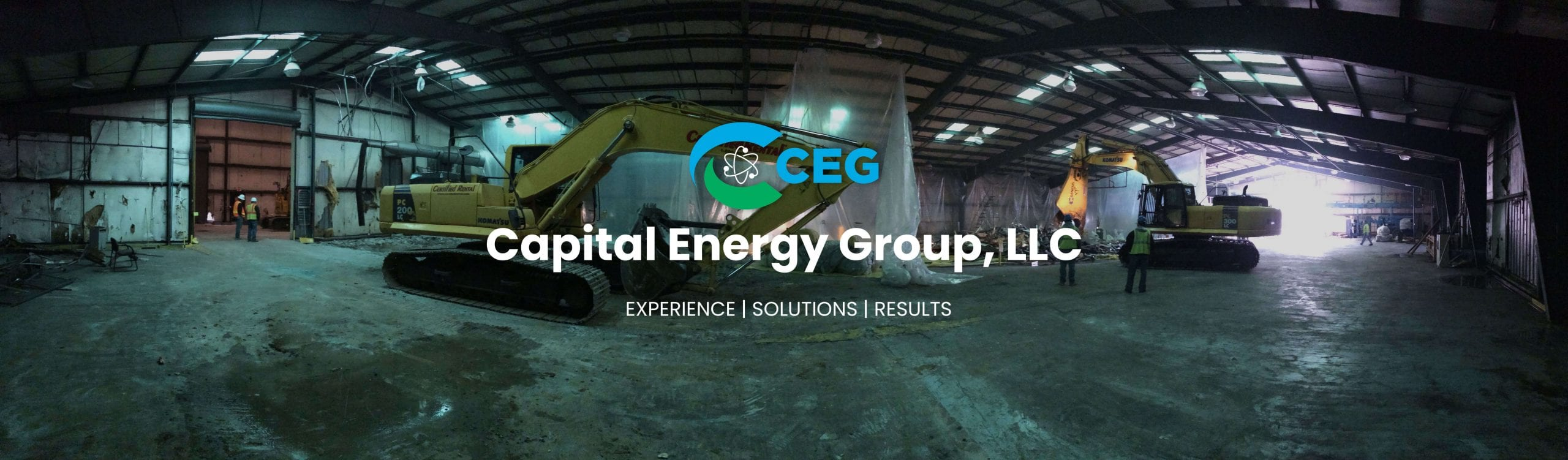 Capital Energy Group, LLC | Demolition, Construction, Remediation